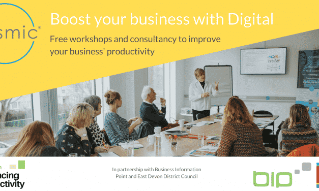 Free Training Support for East Devon Businesses