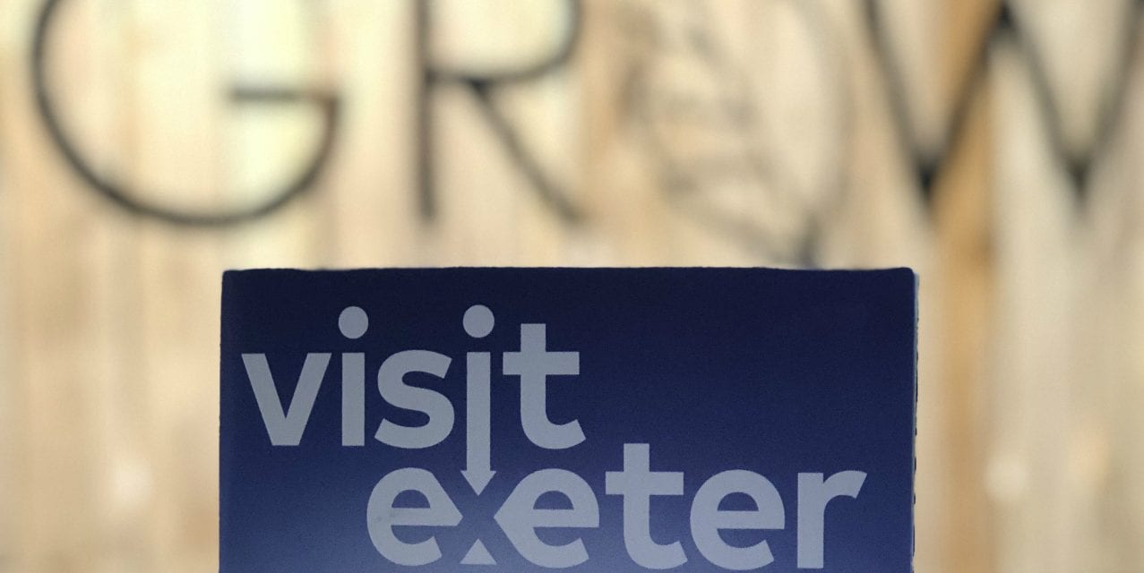 Grow Wins Tender To Produce Visit Exeter Guide