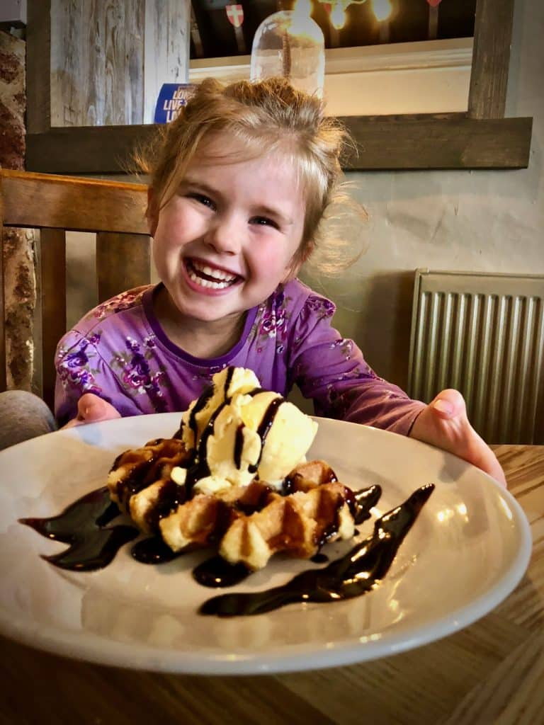 Family restaurant review The Cat & Fiddle