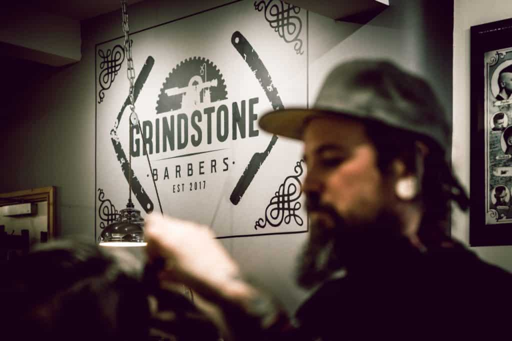 Grindstone Barbers Rich Williams Grow