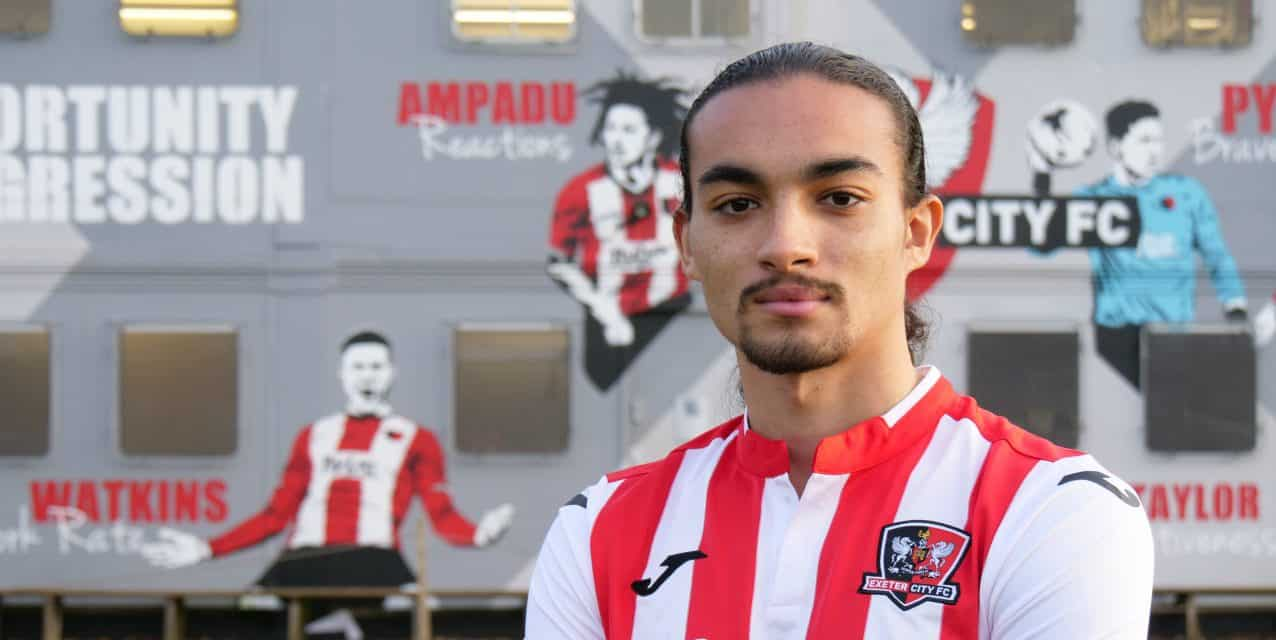 BREAKING NEWS: Randell Williams Signs With Exeter City FC