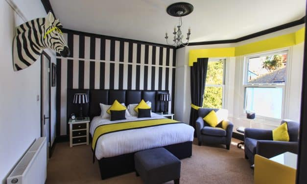 Torquay's Hidden Gem, The 25 Boutique B&B, Named The World's #1
