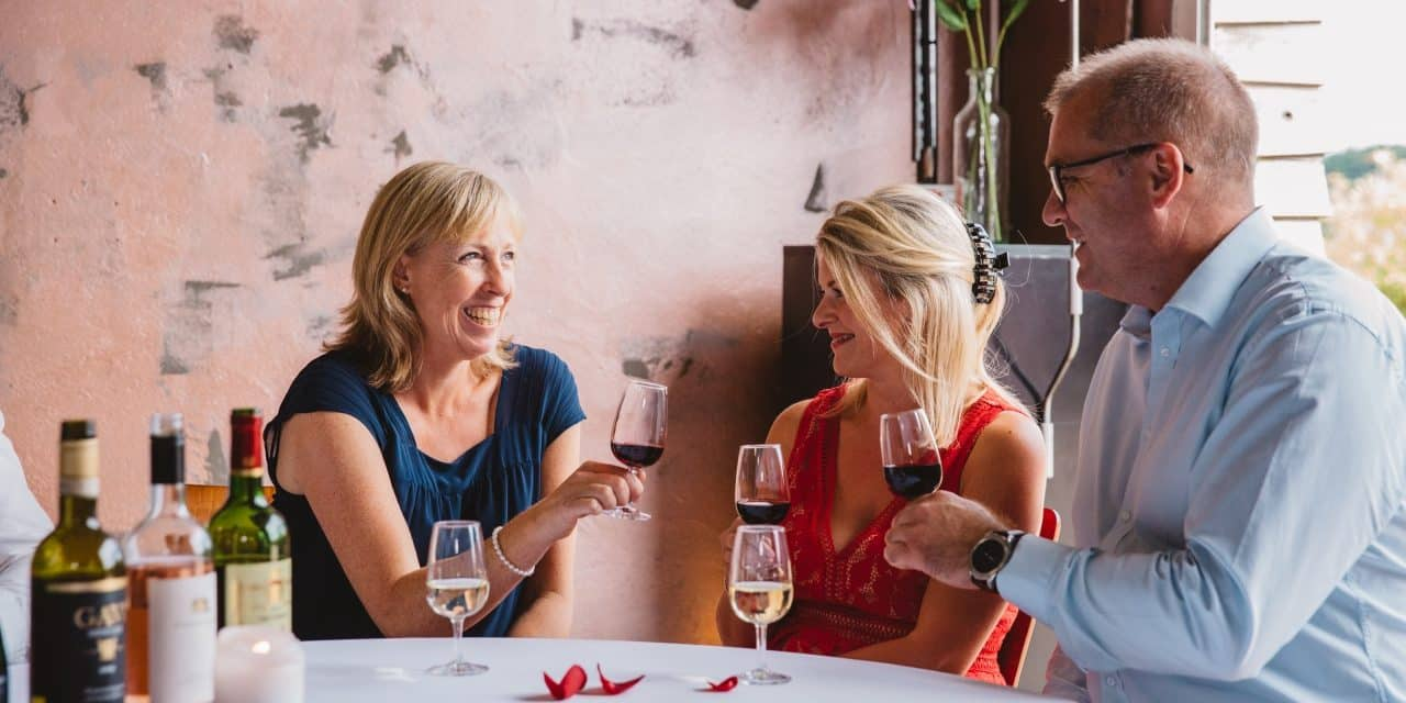 Celebrate Valentine's Day With A 'Speed Tasting' Hosted By South West Wine School And Susy Atkins At Kingston Estate