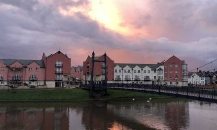 New Website For the Exeter Quay Community