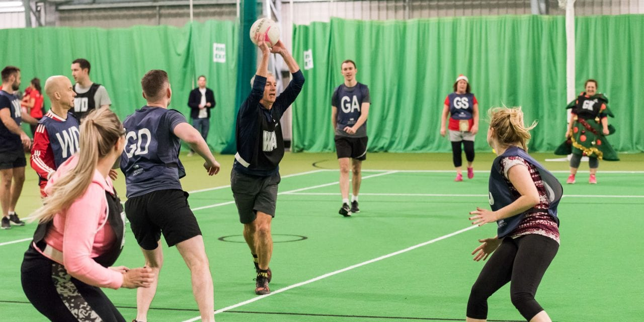 Brewin Dolphin Netball Tournament Fundraises for Young Hearts