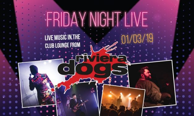 Friday Night Live Launches at The Terrace