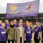 Exeter City Took Stand Against Homophobia For 10th Year