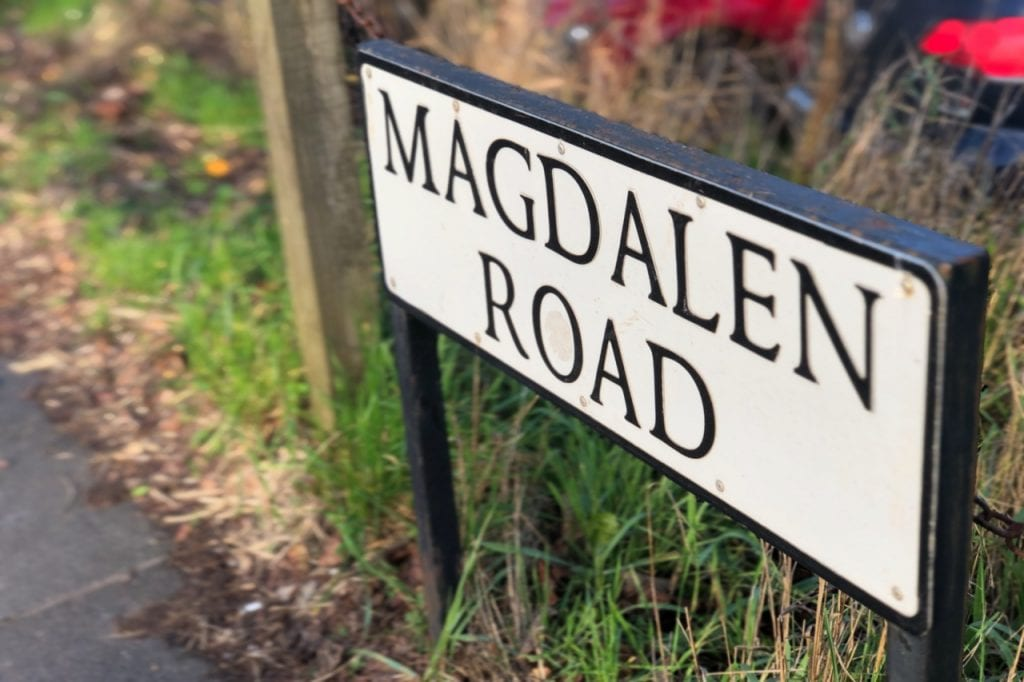 Exeter's Magdalen Road Grow