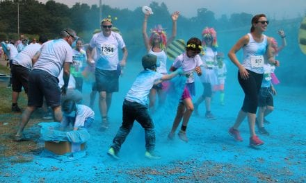 Get Ready for Colourful Rainbow Run at Westpoint This Summer