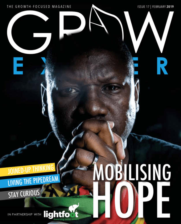 Grow Exeter - February 2019 Edition Front Cover