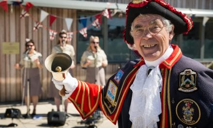 Oyez: New Town Crier Wanted For Seaton