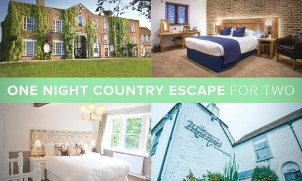 Win One Night Country Hotel Escape for Two with Lightfoot