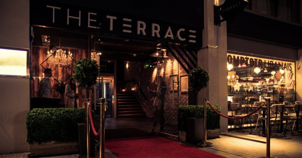 The Terrace Exeter