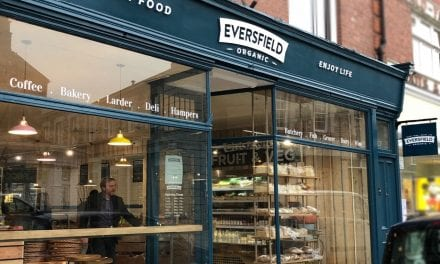 Eversfield Organic Named Finalist in Shop Of The Year 2019