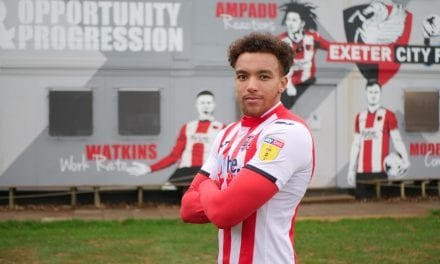 Breaking News: Donovan Wilson Signs with Exeter City