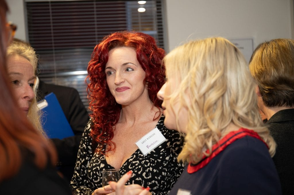 Book Launch at Family Law Company Grow