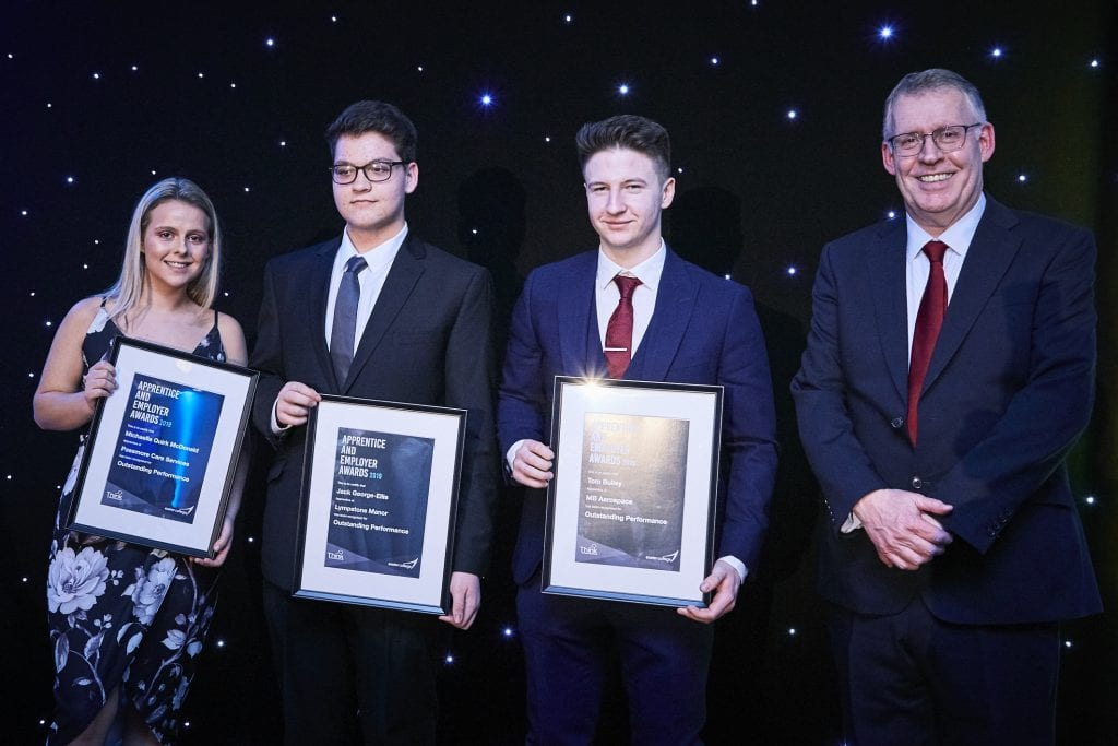 Apprentice of the Year shortlisted candidates Grow