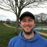 Ben Hunt- Trustee and Community Project Manager of Park Life Heavitree