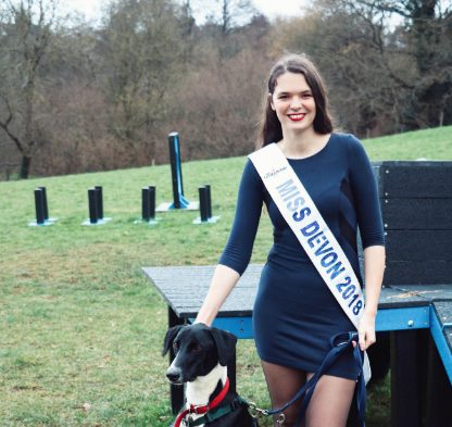 Miss Devon Becomes The Youngest RSPCA Trustee In The UK