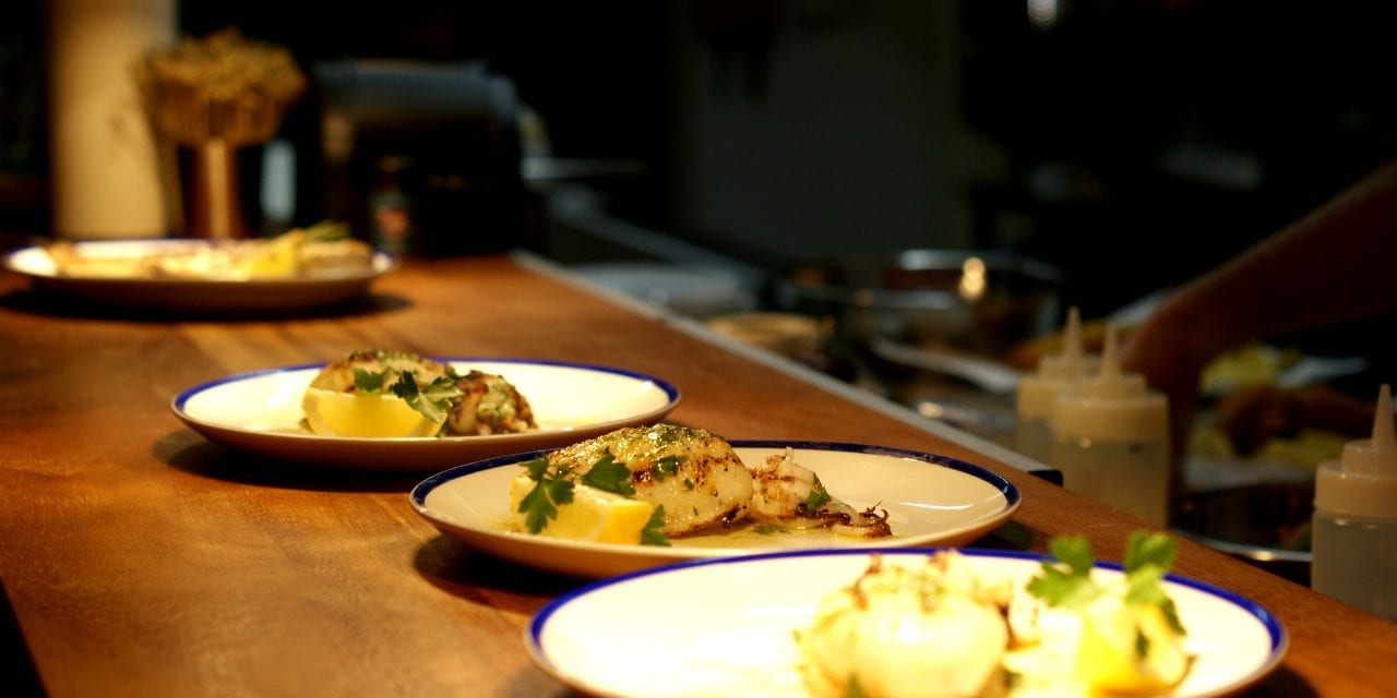 A Sneak Peek At The New Rockfish Exeter