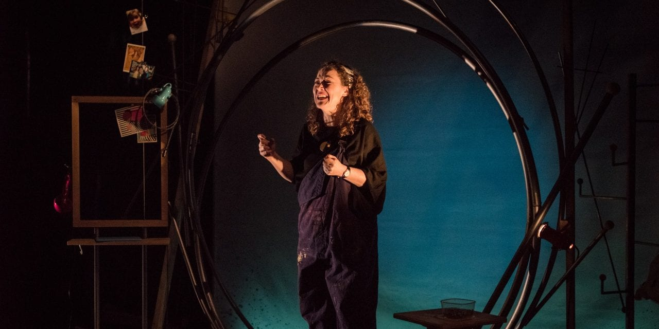 Falling by Theatre Alibi; A Brave Look Into The Abyss