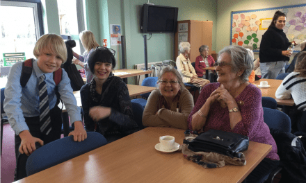 West Exe And Exeter Dementia Action Alliance Collaborate For Literacy Week 2019