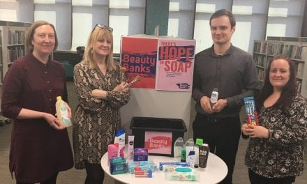 Libraries Join the Fight Against Hygiene Poverty by Partnering with Beauty Banks