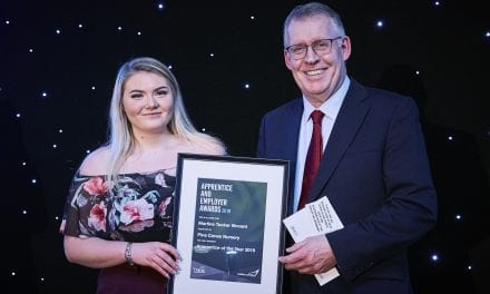 Exeter College Celebrates 'Exceptional Apprentices and Employers' at a Glittering Awards Ceremony