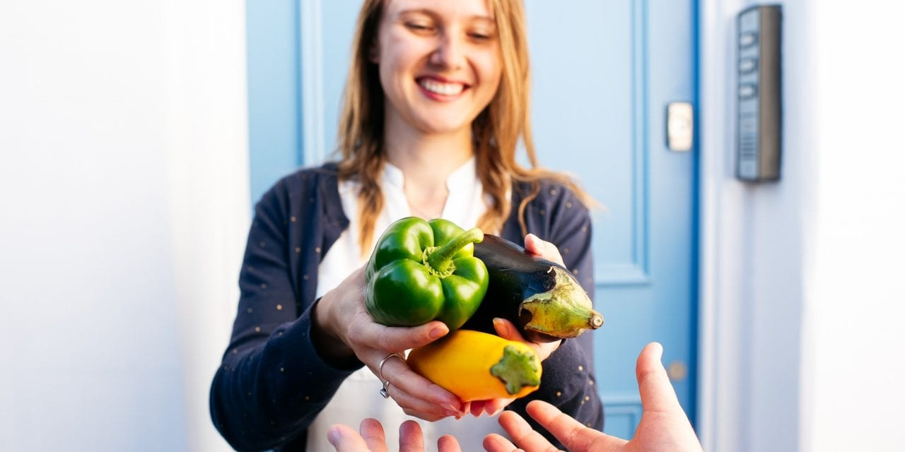 OLIO; The App That's Chomping Through Food Waste