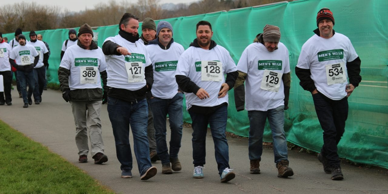 Hospiscare Men's Walk: An Incredibly Worthwhile Cause