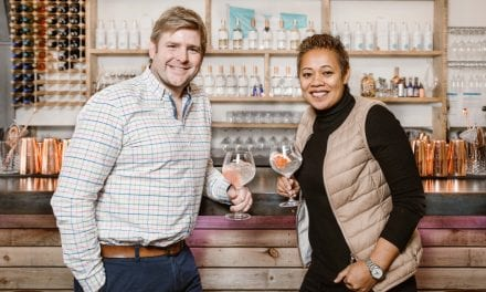 Salcombe Gin Launches New Voyager Series 'Island Queen' In Collaboration With Monica Galetti
