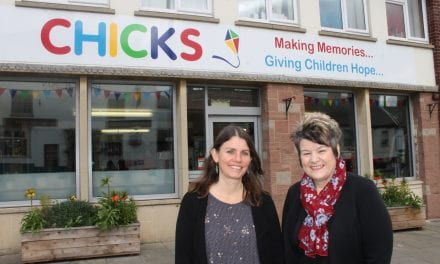 Children's Charity CHICKS Opens New Shop And Café In Exeter
