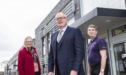 Eight Technology Ltd Is First Tenant To Move Into Exeter Science Park's New Grow On Buildings