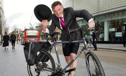 Banker On A Bike To Take On 18,000 Mile Round-The-World Trip