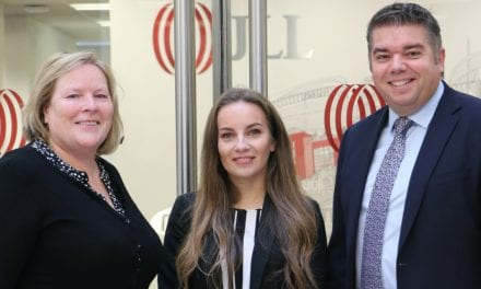 Exeter College Graduate On Track For A Bright Future With JLL