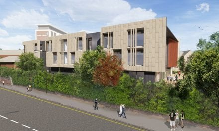 Footage Reveals Exeter College's New Digital And Data Centre