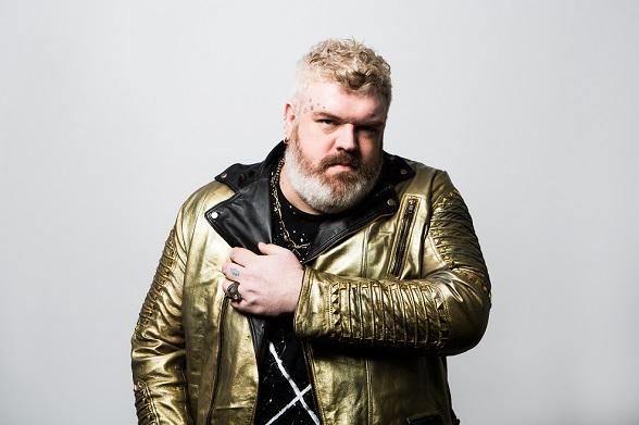 Kristian Nairn confirmed as Exeter Beats DJ.