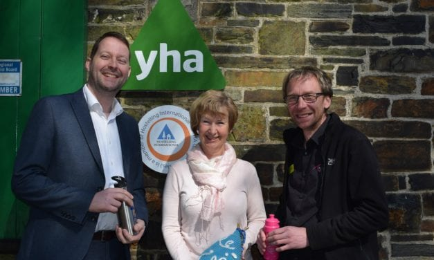Water Refill Station In Okehampton Will Save 10,000 Plastic Bottles a Year