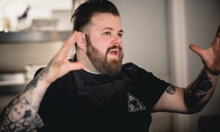 South Street Standard Head Chef Ben Corcutt – Anything But Standard