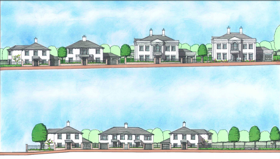 Plans To Develop Mount Radford Lawn In St Leonards Unveiled At Public Consultation