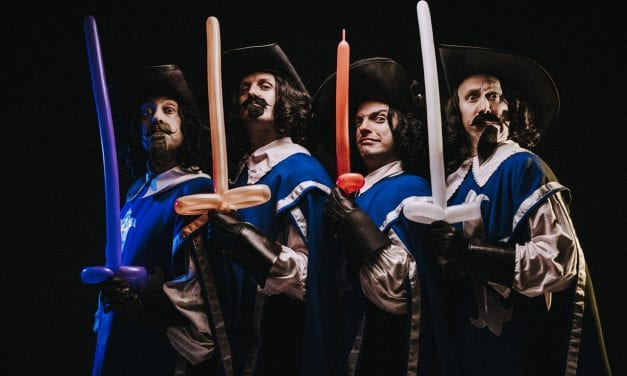 Le Navet Bete Recruits 'Best In The Business' To Take Three Musketeers To New Comedy Levels