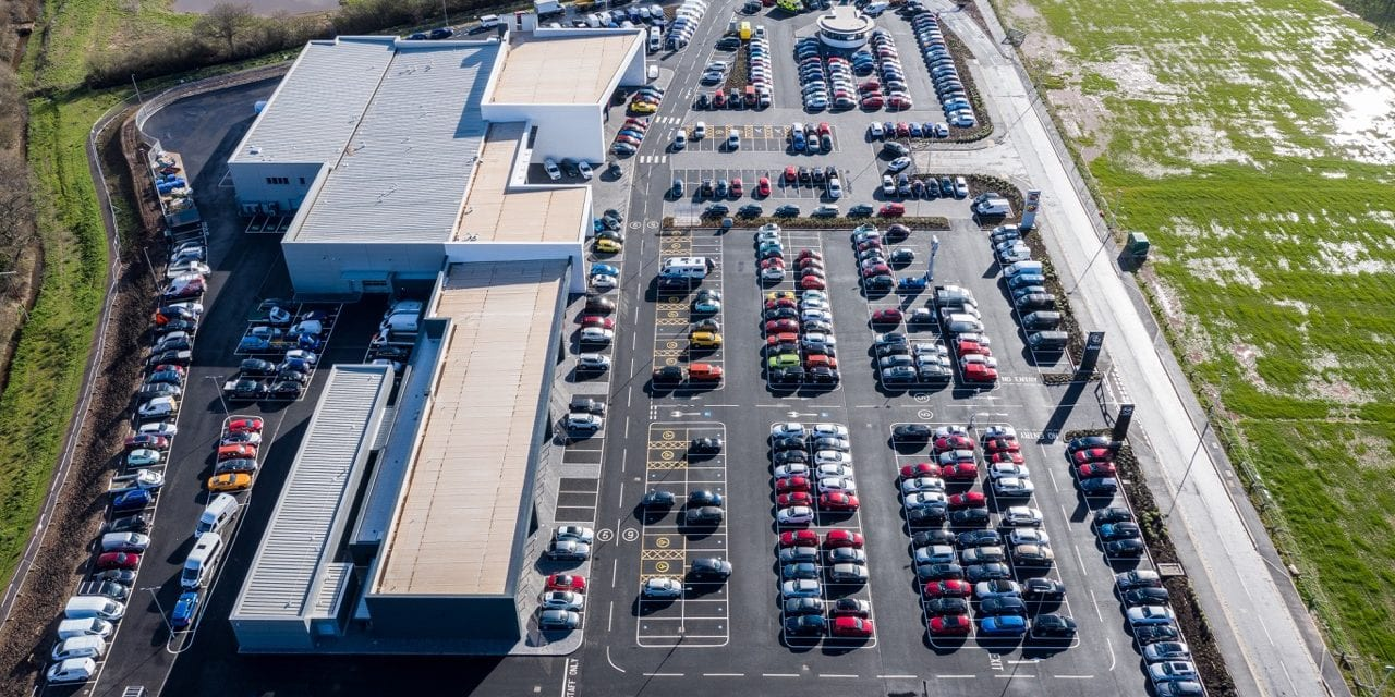 South West Leading Motor Dealer Vospers Open Phase 1 Of New £15m Site In Exeter