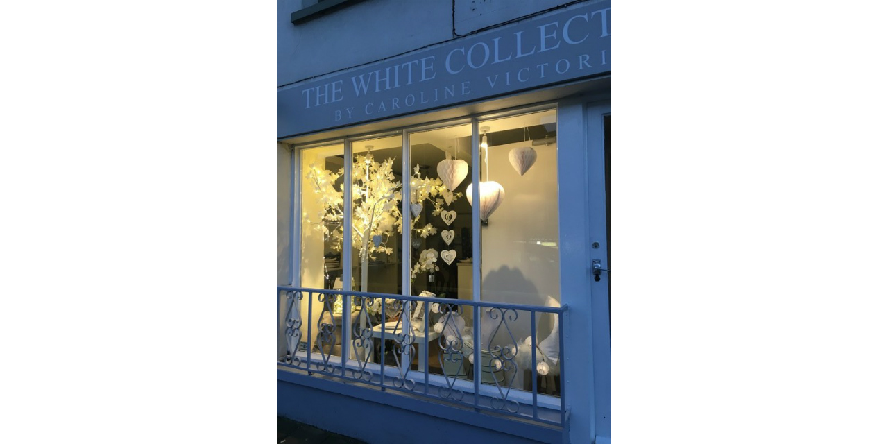 Get Set, Grow: The White Collection By Caroline Victoria