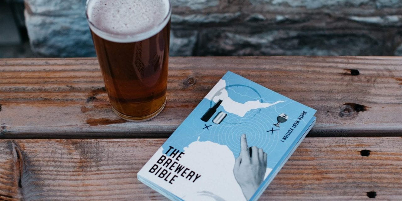 The Brewery Bible South West Edition – Perfect For Father's Day!