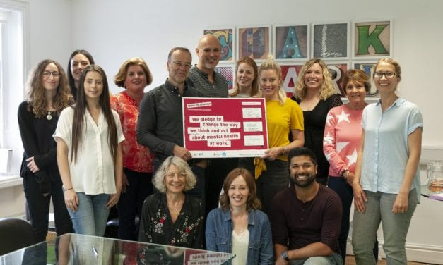 Chalk + Ward – Championing Mental Health Pledge