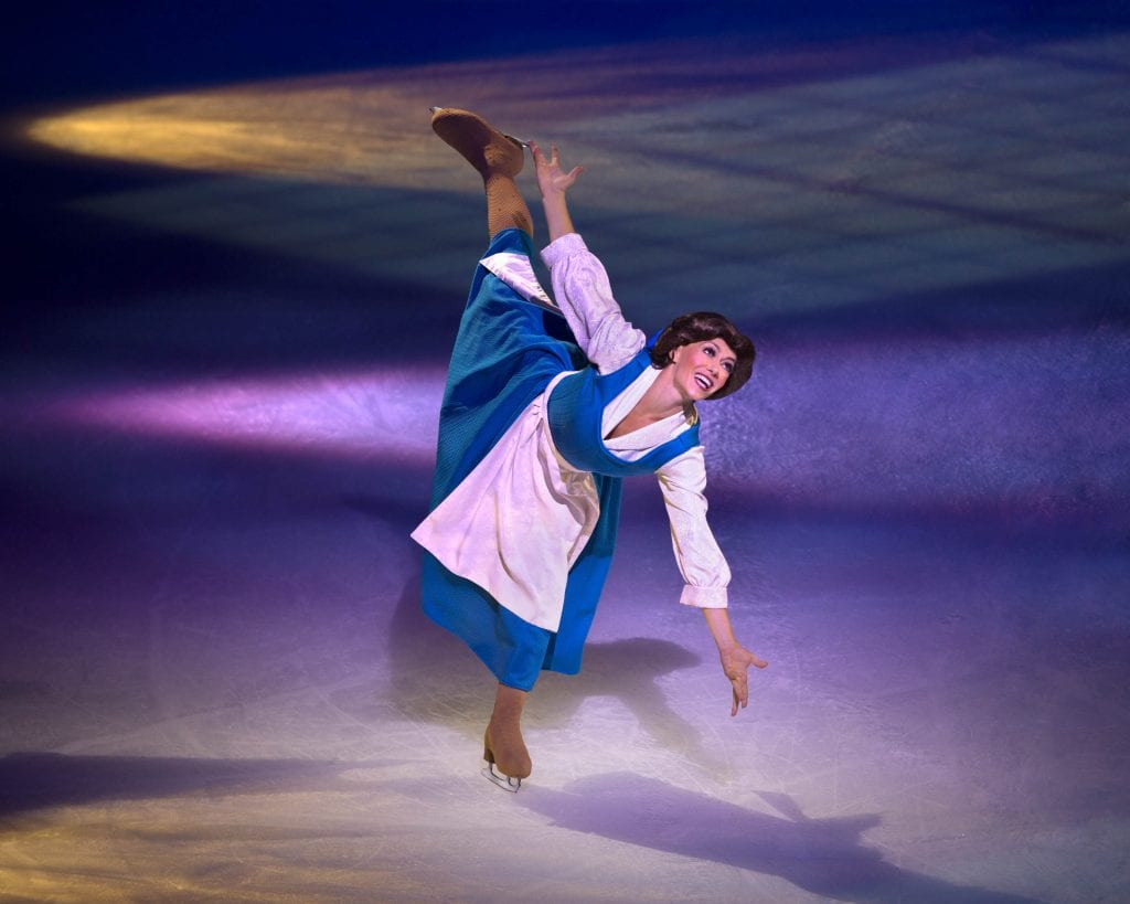 Disney on Ice celebrates 100 years Beauty and the Beast