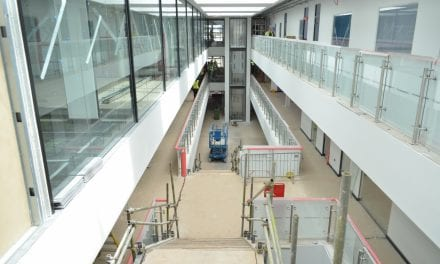 Inside South Devon College's New Hi Tech & Digital Centre