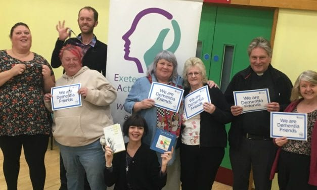 Dementia Action Across Exeter; How Can You Get Involved?
