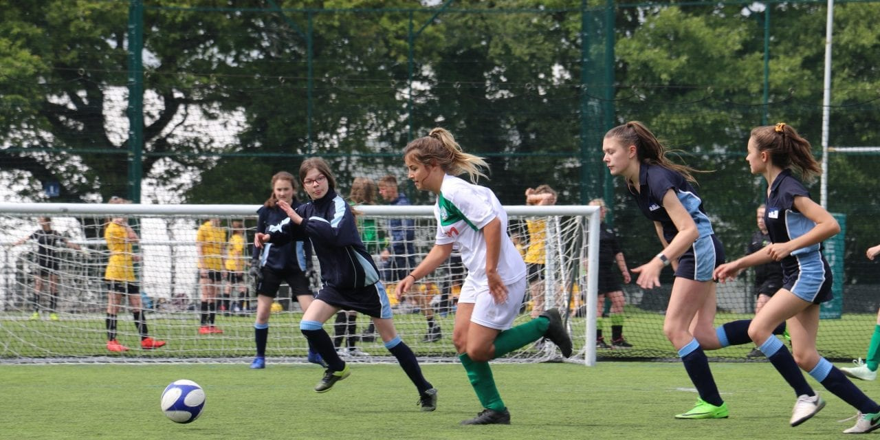 Catherine Fraser Memorial Tournament Gives Boost To Girls' Football