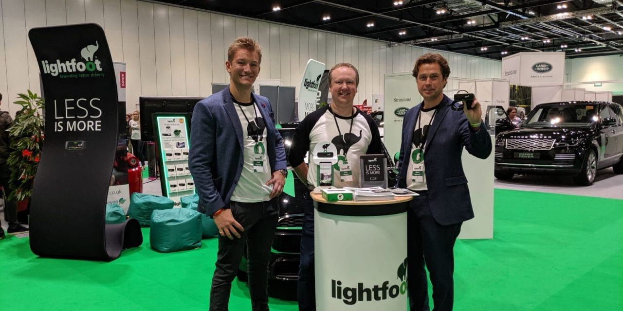 Lightfoot Launches Sustainable Driving Technology At UK's Largest Motor Show